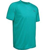 Under Armour Tech 2.0 Novelty - T-shirt - Herren, Green
