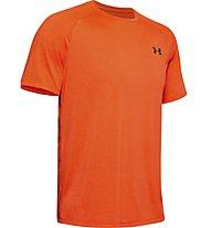 Under Armour Tech 2.0 Novelty - T-shirt - Herren, Orange