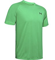 Under Armour Tech 2.0 Novelty - T-shirt - Herren, Light Green