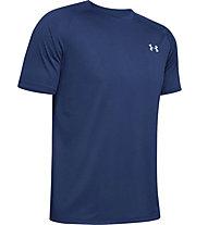 Under Armour Tech 2.0 Novelty - T-shirt fitness - uomo, Blue