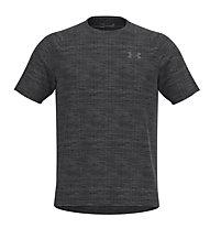 Under Armour Tech 2.0 Novelty - T-shirt fitness - uomo, Black