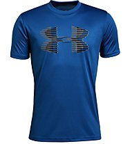 Under Armour Tech™ Big Logo Solid - T-shirt fitness - ragazzo, Blue
