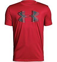 Under Armour Tech™ Big Logo Solid - T-shirt fitness - ragazzo, Red