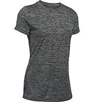 Under Armour Tech SSC - T-Shirt - Damen, Dark Grey