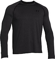 Under Armour Tech IS Shirt - Herren Trainingsshirt Langarm, Grey