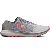 Under Armour Threadborne Blur W - scarpe running neutre - donna, Grey/Pink