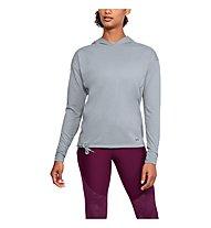 Under Armour Threadborne Hoody - maglia fitness - donna, Grey