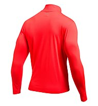 Under Armour Threadborne Streaker Run 1/4 Zip - maglia running manica lunga - uomo, Red