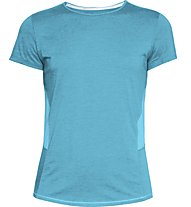 Under Armour Threadborne Swyft - Runningshirt Kurzarm - Damen, Light Blue/Light Blue