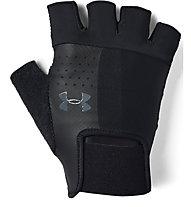 Under Armour Training - Handschuh, Black