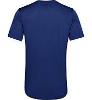 Under Armour Training Vent SS - Trainingsshirt - Herren, Light Blue