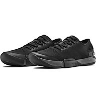 Under Armour TriBase Reign - Turnschuhe - Herren, Black