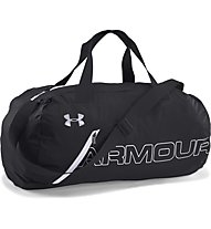 Under Armour UA Adaptable Duffle Zaino, Black