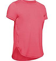 Under Armour Armour Sport Crossback - T-Shirt - Damen, Red