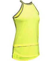 Under Armour Armour Sport - top fitness - donna, Yellow