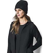 Under Armour UA Around Town - Strickmütze - Damen, Black