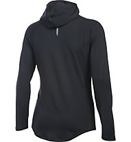 Under Armour Balaklava Laufshirt Damen, Black