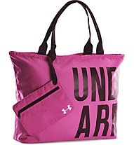 Under Armour UA Big Wordmark Umhängetasche, Rebel Pink