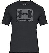 Under Armour UA Boxed Sportstyle - T-Shirt - Herren, Black