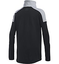 Under Armour UA Cozy ColdGear Langarmshirt Mädchen, Black