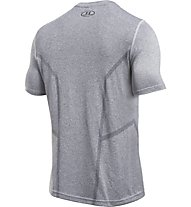 Under Armour UA Elevated Training Herren Fitness-Shirt Kurzarm, Grey