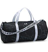 Under Armour UA Favorite Duffle 2.0 - borsa sportiva - donna, Black/White