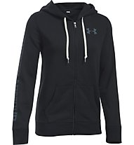 Under Armour UA Favorite Fleece Full Zip - Kapuzenjacke - Damen, Black