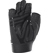 Under Armour UA Flux Halbfingerhandschuh Training Damen, Black