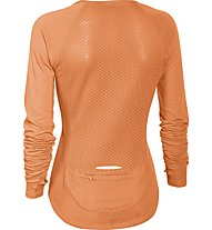 Under Armour Fly By maglia running donna, Cyber Orange