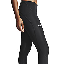 Under Armour UA FLY Fast 2.0 HG Crop - pantaloni fitness - donna, Black