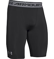 Under Armour UA HeatGear Armour Compression Herren Kompressionshose kurz, Black