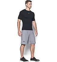 Under Armour UA HeatGear CoolSwitch Supervent Kompressionsshirt Herren, Black