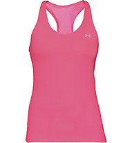 Under Armour UA HeatGear Racer - canotta fitness - donna, Pink