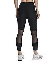 Under Armour UA HeatGear® Tonal PNL 7/8 NS - Traininghose lang - Damen, Black