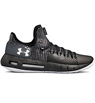 Under Armour UA HOVR HAVOC Low - Basketballschuhe - Herren, Black
