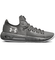 Under Armour UA HOVR HAVOC Low - Basketballschuhe - Herren, Grey