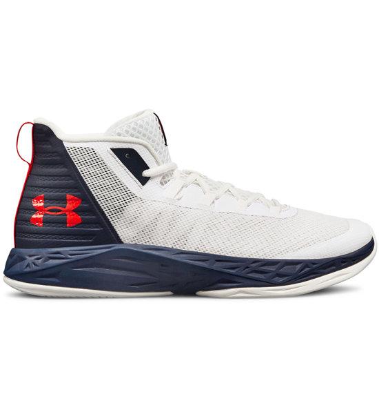 Under Armour UA Jet Mid - scarpe da basket - uomo  5e07199d759