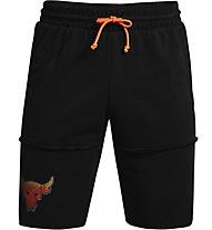 Under Armour UA Pjt Rock Terry Brahama Sts - pantaloncino fitness - uomo, Black