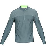 Langarm T Shirt Under Armour Under Armour Streaker 14 Zip