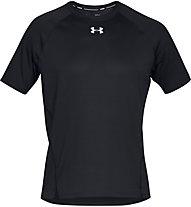 Under Armour Qualifier - T-shirt running - uomo, Black