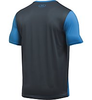Under Armour UA Raid T-shirt running, Brilliant Blue
