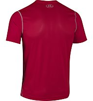 Under Armour UA Raid T-shirt running, Red