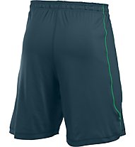 Under Armour Raid International - pantaloni corti fitness - uomo, Green