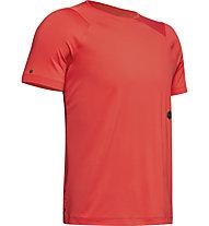 Under Armour RUSH™ - T-Shirt Training - Herren, Red