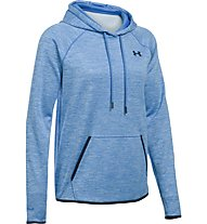 Under Armour UA Storm Armour Icon Twist Hoody - Kapuzenpullover Damen, Water Blue