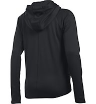 Under Armour UA Storm Armour Fleece Lightweight Full Zip Giacca con cappuccio fitness donna, Black