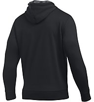 Under Armour UA Storm Rival Fleece Felpa con cappuccio fitness, Black