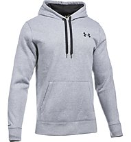 Under Armour UA Storm Rival Fleece Sweatshirt Herren, True Grey