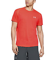 Under Armour UA Stracker 2.0 - maglia running - uomo, Red