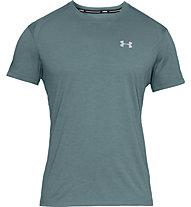 Under Armour UA Stracker 2.0 - maglia running - uomo, Green